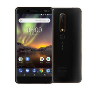 Goûtez à la simplicité d'Android One avec le Nokia 6.1 en promo à 94 €