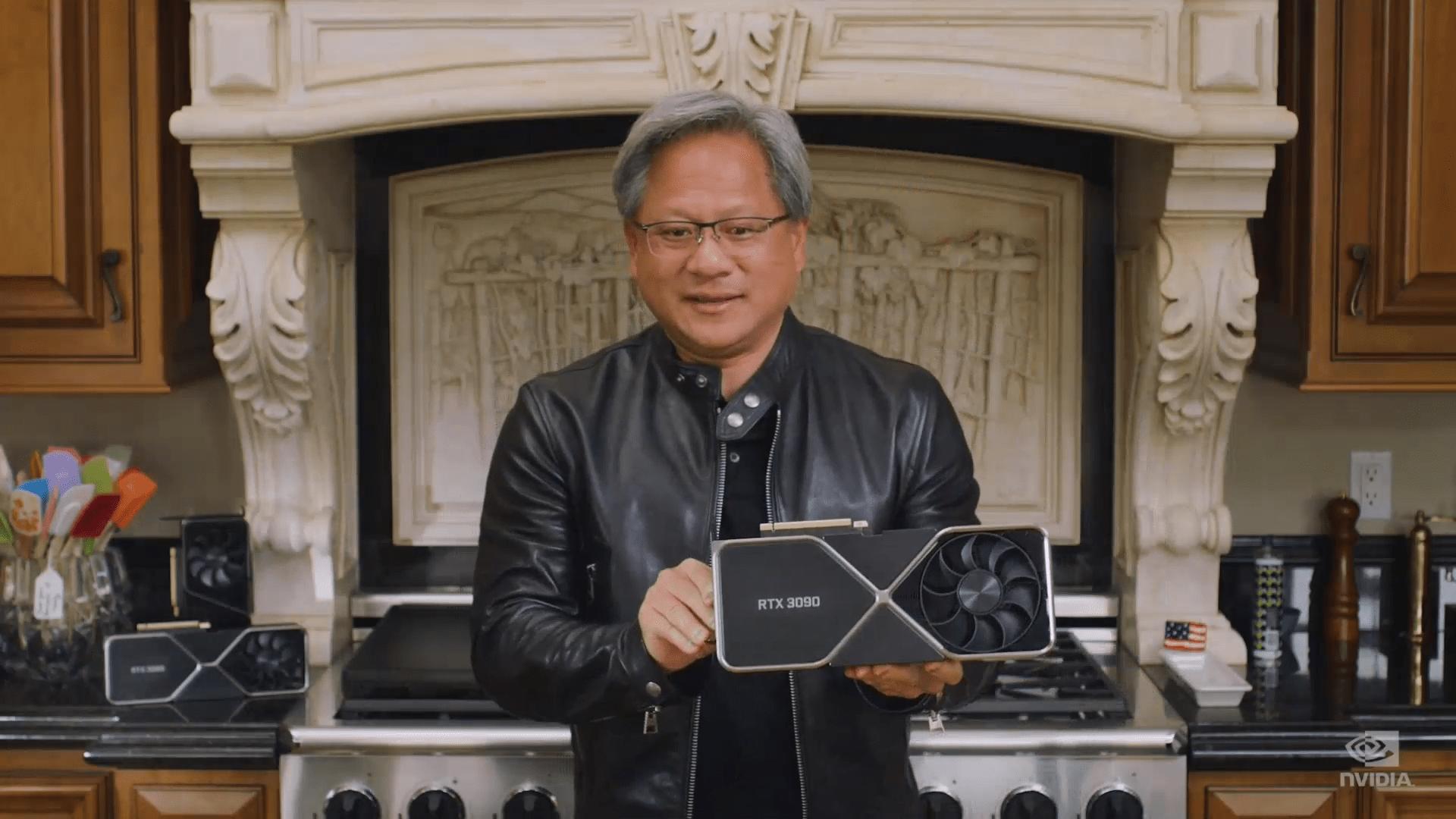 Nvidia GeForce RTX 3070, RTX 3080 et RTX 3090 : résumé des annonces