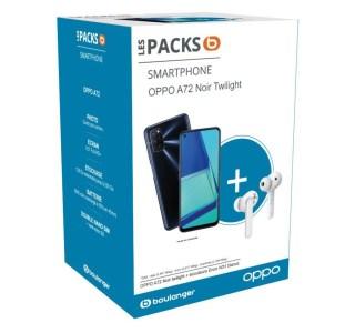 Ce pack Oppo A72 + écouteurs true-wireless est à seulement 199 euros