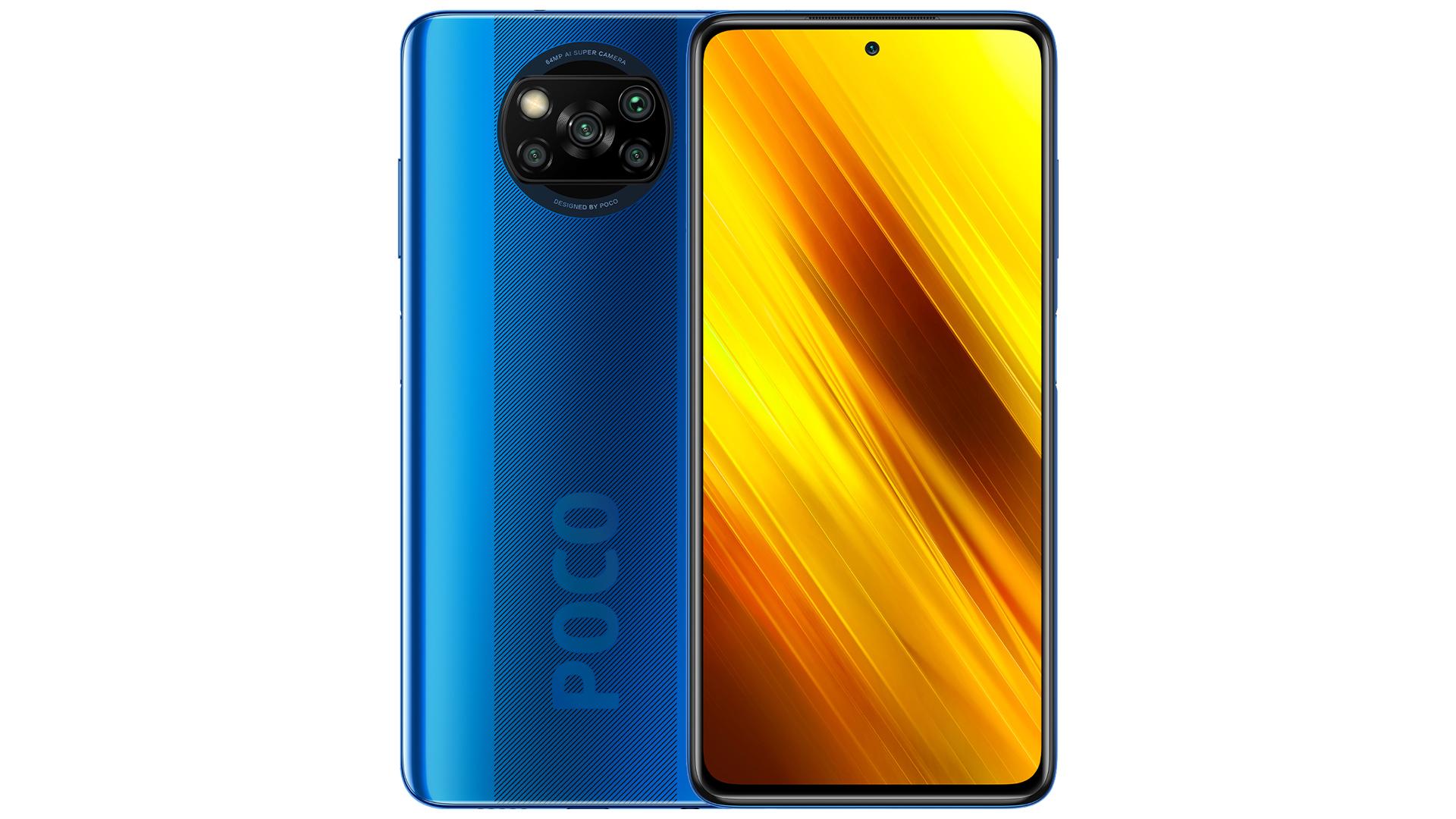 La version 128 Go du Xiaomi Poco X3 est déjà disponible avec 50 € de réduction