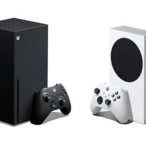 Xbox Series X et S : il y a du stock disponible aujourd'hui
