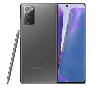 Le Samsung Galaxy Note 20avec Snapdragon 865+ chute à seulement 660euros