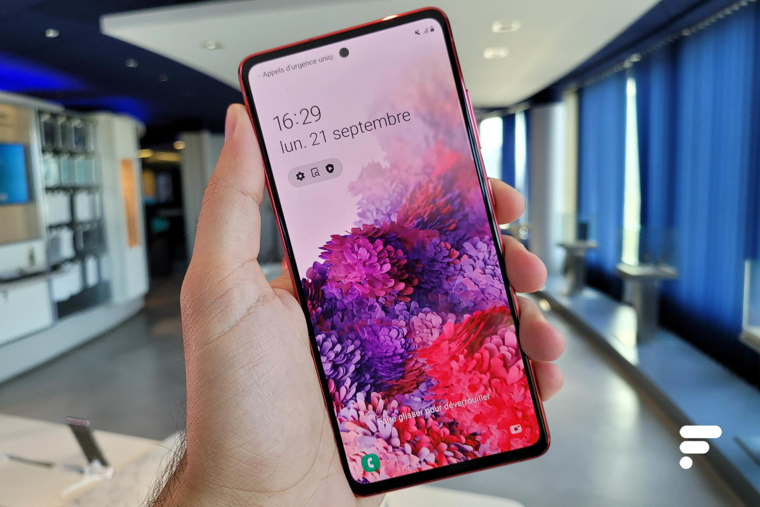 Avec 180euros de réduction, le Samsung GalaxyS20 FE est LE smartphone 5G du moment