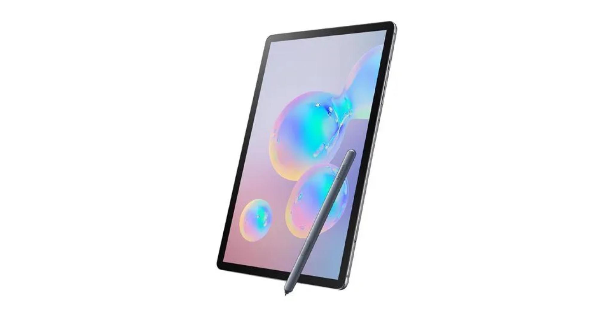 La tablette Samsung Galaxy Tab S6 est encore moins chère en cette rentrée