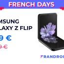 Le Samsung Galaxy Z Flip est à moins de 1 000 euros pour les French Days