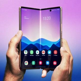 Test du Samsung Galaxy Z Fold 2: on prend si vite le pli