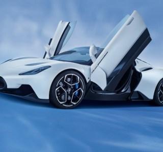 Maserati MC20 : cette supercar goûtera à l'électrique pour filer à 310 km/h