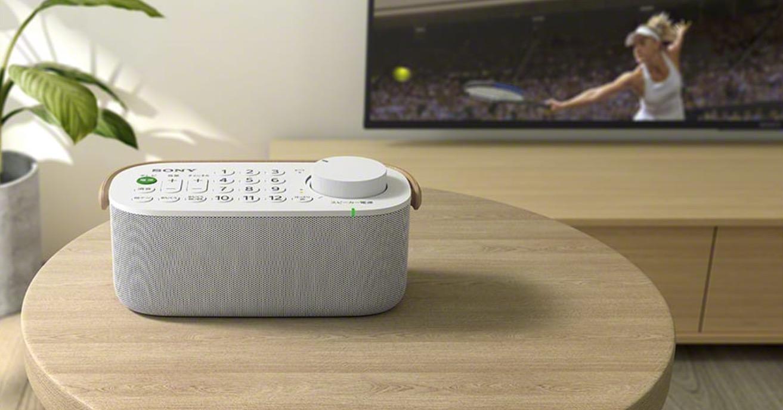Sony veut rendre la télévision audible de tous avec cette enceinte-télécommande