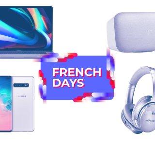 Voici les meilleurs bons plans tech pour les French Days de Darty