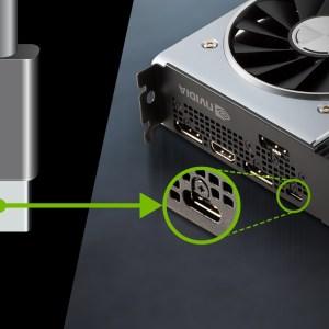 RTX 3000 : à peine arrivé, l'USB-C VirtualLink disparait de nos cartes graphiques