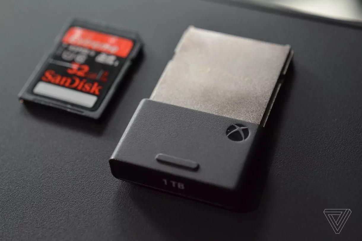 Xbox Series X | S : le SSD externe de Microsoft va coûter 270 euros