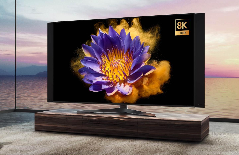 Xiaomi Mi TV Master Extreme : un énorme téléviseur Mini LED 8K prêt pour l'avenir
