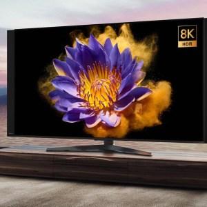 Xiaomi Mi TV Master Extreme: un énorme téléviseur Mini LED 8K prêt pour l'avenir