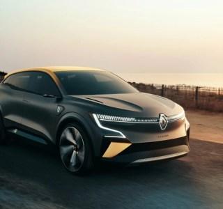 Renault Mégane eVision officialisée : une compacte électrique avec 450 km d'autonomie