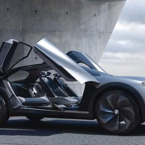 Buick Electra : un concept électrique puissant et connecté crée par General Motors