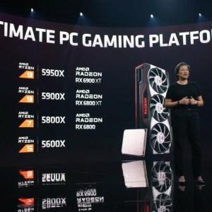 Radeon RX 6900 XT et RX 6800 : AMD a une rivale pour chaque GeForce RTX 3000