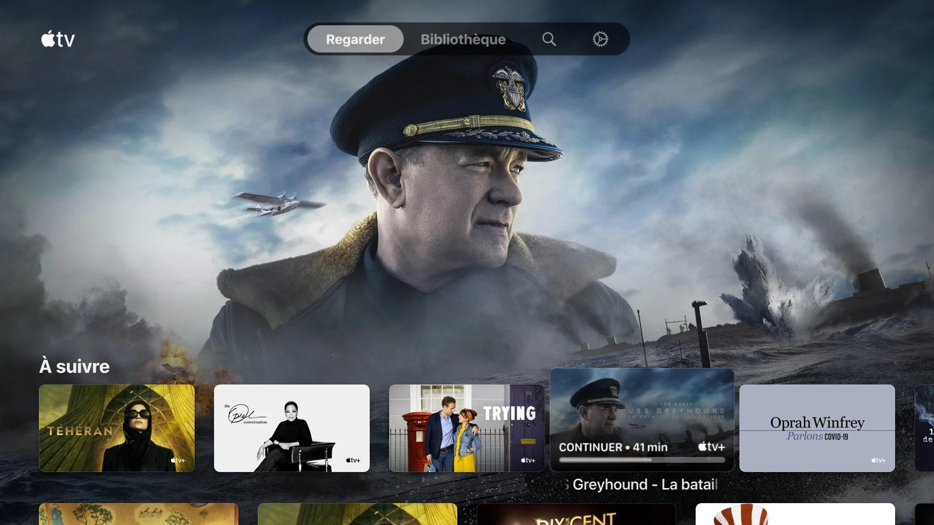 Apple TV app arrive sur Chromecast avec Google TV et les box Android TV