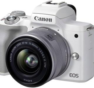 EOS M50 Mark II : Canon lance un appareil hybride abordable dédié aux vidéastes