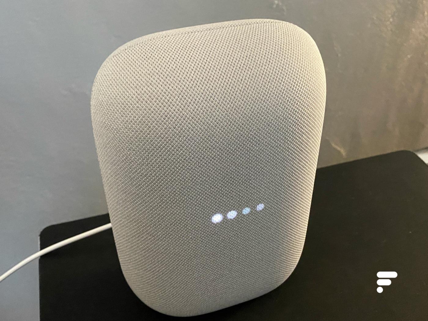 Nest Audio : enfin une baisse de prix intéressante pour l'enceinte connectée de Google (-20 %)