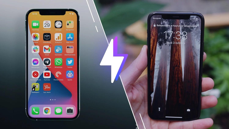 iPhone 12 Pro vs iPhone 11 Pro : lequel est le meilleur smartphone ?