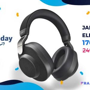 Belle réduction de 80 € pour le casque Jabra Elite 85h sur Amazon