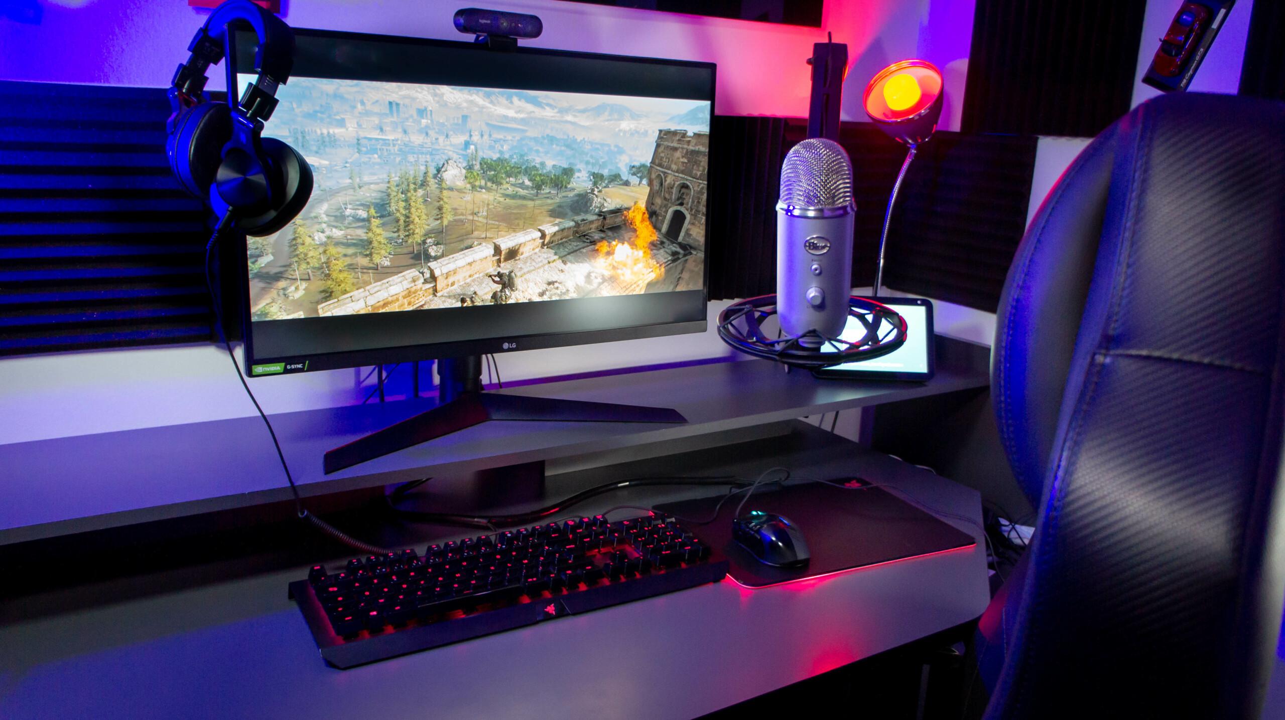 Test du LG 27GN750-B: un moniteur gaming 240Hz taillé pour l'e-sport