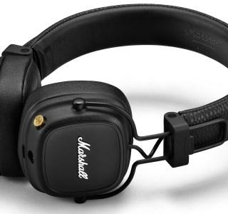 Marshall lance le Major IV, un des premiers casques Bluetooth avec charge sans fil
