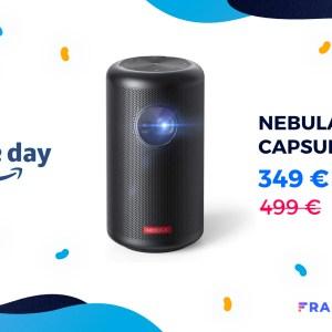 Le prix de ce projecteur en forme de canette est au plus bas pour le Prime Day