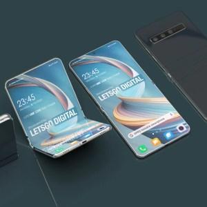 Oppo se cherche encore pour son futur smartphone pliable
