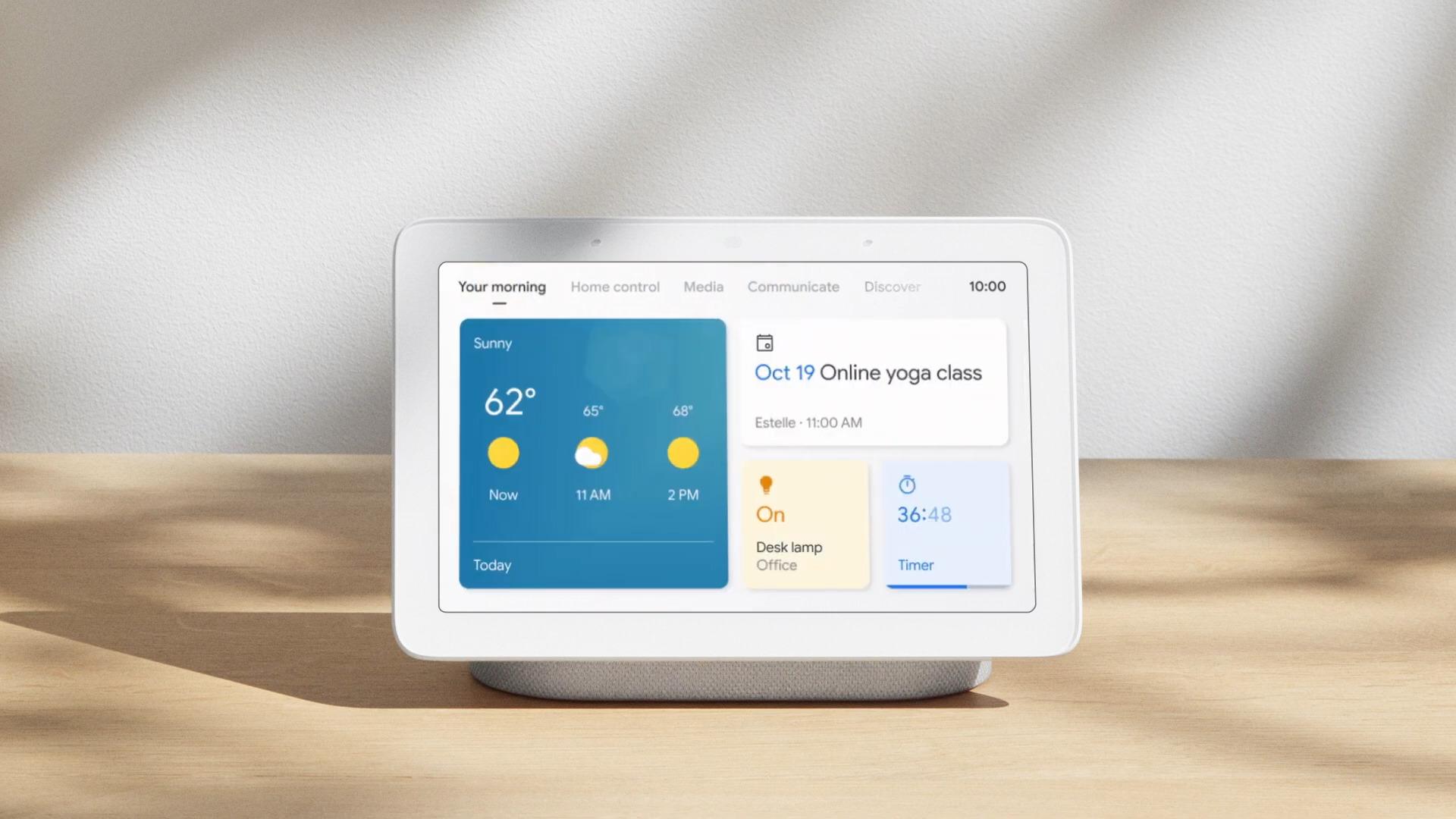 Mise à jour des Smart Display: quelles nouveautés pour ces écrans Google Assistant