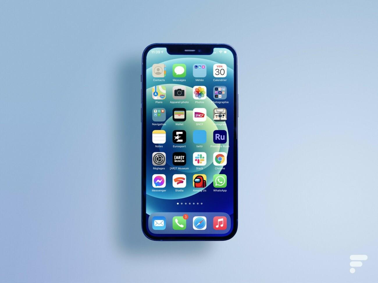 Bouygues Telecom : un bonus de reprise exceptionnel fait tomber l'iPhone 12 mauve à 1 euro (+8€/mois)