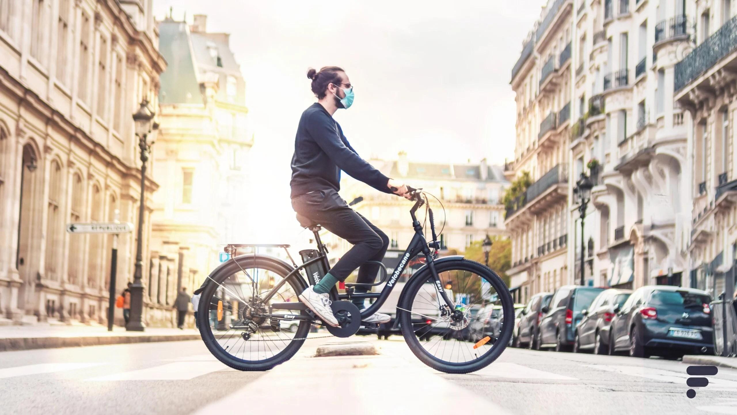 Test du Velobecane Easy : le vélo électrique de ville à «petit prix» facile à prendre en main