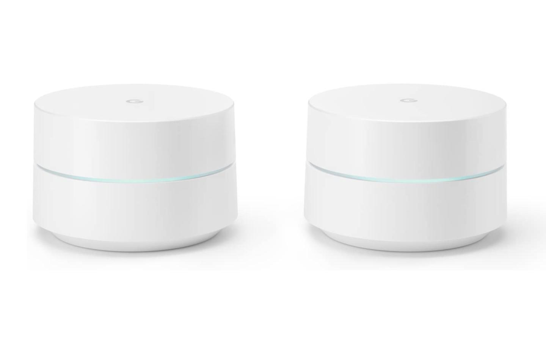 Le pack de 2 routeurs Google WiFi est bradé sur Amazon