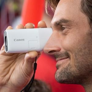 Canon annonce son PowerShot Zoom, un appareil photo compact d'un nouveau genre