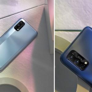 Realme7 et Realme7 Pro lancés en France: écran 90Hz ou charge ultra rapide, il faut choisir
