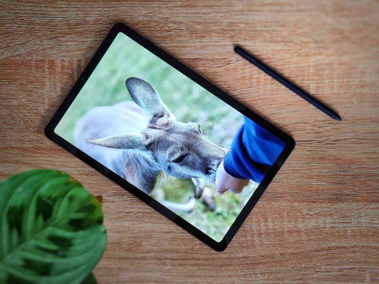 Test de la Samsung Galaxy Tab S6 Lite : un écran Amoled en moins, mais un stylet en plus