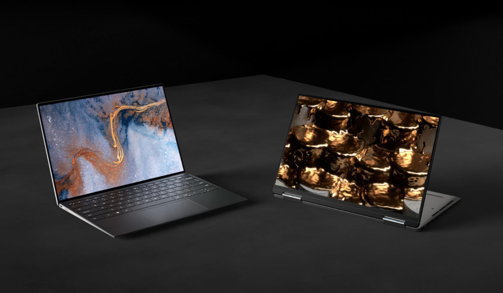 Dell annonce ses nouveaux XPS 13 sur Intel Tiger Lake