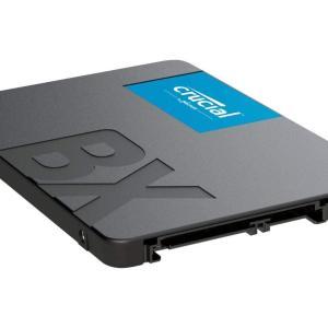 48euros, c'est le super prix du SSD Crucial BX500 avec 480 Go de stockage