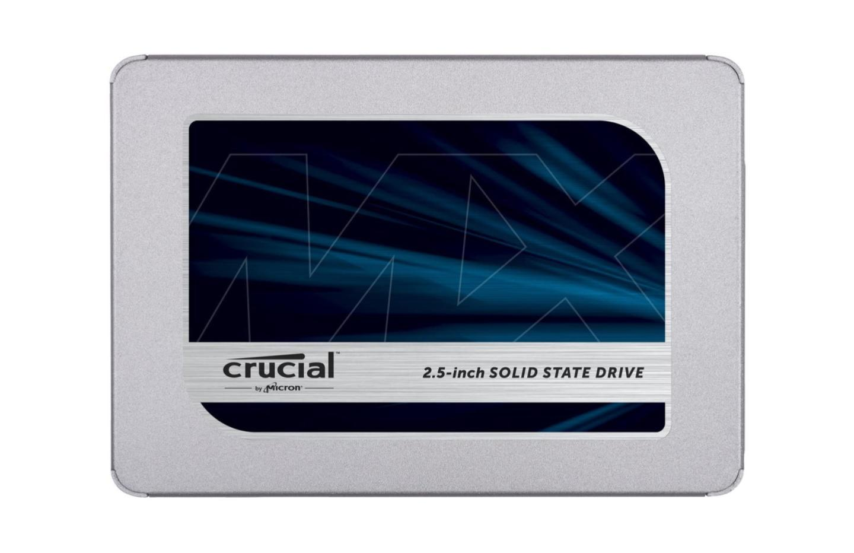 Le modèle 250 Go du bon SSD Crucial MX500 est de retour à un bon prix