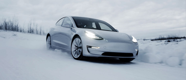 Tesla ne veut plus que votre port de charge gèle pendant l'hiver