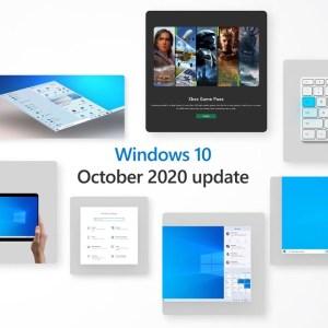 Windows 10 : la mise à jour d'octobre est sortie – nouveautés et téléchargement