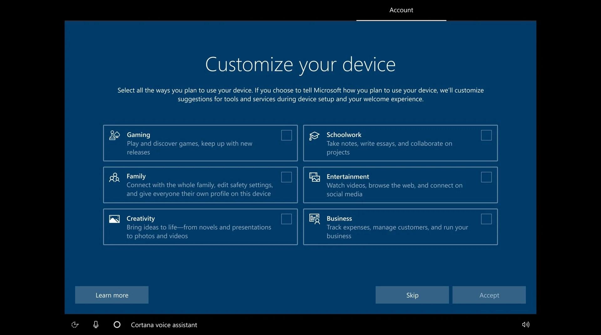 Windows 10 : Microsoft voudrait savoir comment vous utilisez votre PC