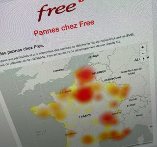 Panne d'internet chez Free : de nombreux sites internet et services touchés