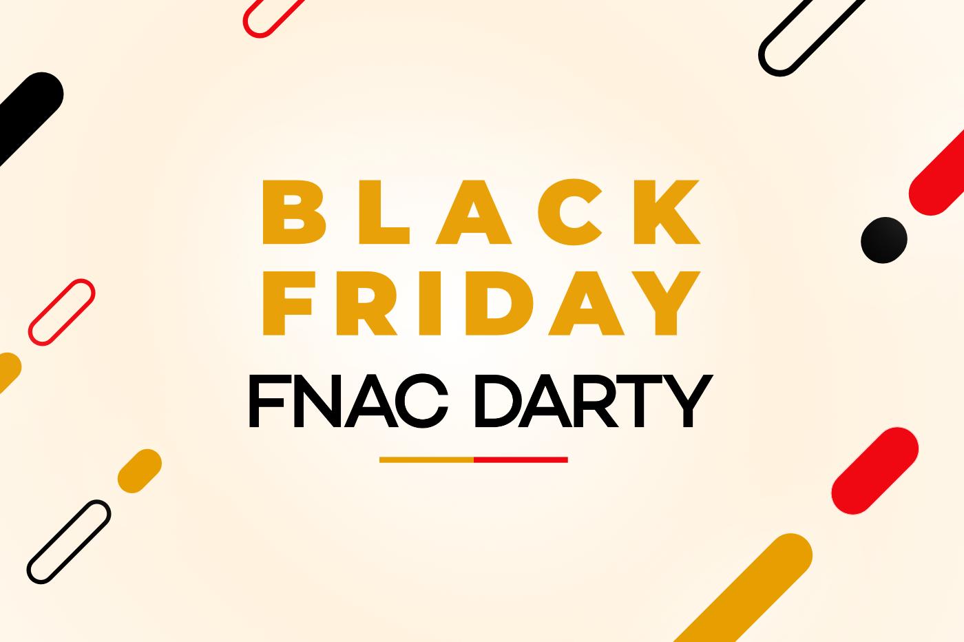 Black Friday Fnac et Darty : les 30 meilleurs bons plans de ce samedi