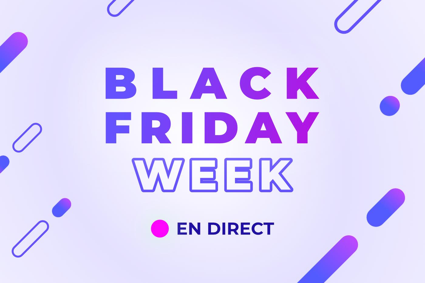 Black Friday : les meilleures offres du lundi 30 novembre en direct
