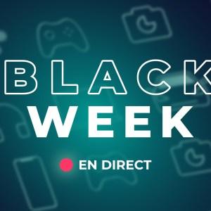 Les meilleures offres tech pour bien débuter la Black Friday Week