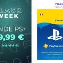 Que ce soit pour PS5 ou PS4, l'abonnement PS+ est à -25 % sur Amazon