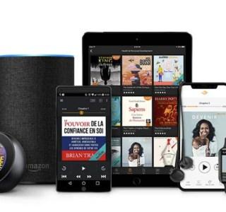 Audible, le service de livres audio d'Amazon, et Alexa se mettent à la cuisine