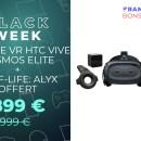 Le casque VR HTC Vive Cosmos Elite baisse son prix pour le Black Friday