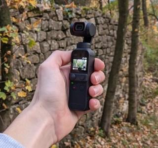 Test de la DJI Pocket 2 : une caméra stabilisée toujours aussi compacte et unique en son genre